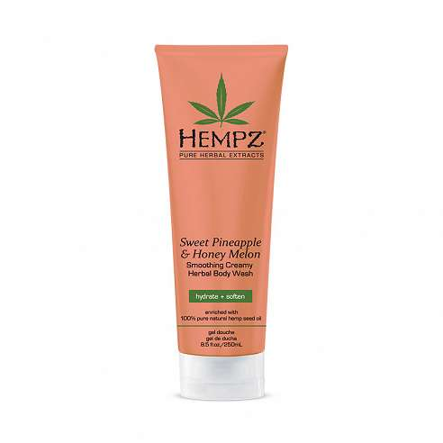 Hempz Sweet Pineapple & Honey Melon Body Wash - 250ml