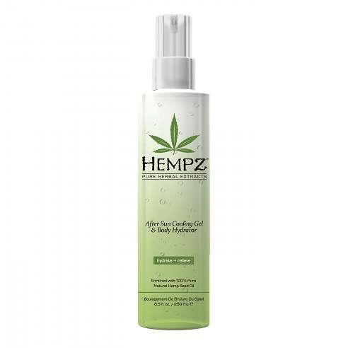 Hempz After Sun Cooling Spray & Body Hydrator - 250ml