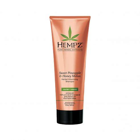 Hempz Sweet Pineapple & Honey Melon Herbal Volumizing Shampoo 265 ml